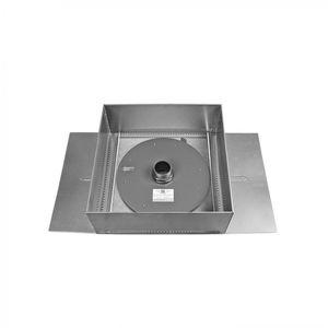 module de gestion des eaux pluviales pour toiture végétalisée