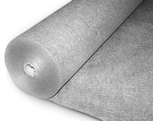 géotextile non-tissé / en polypropylène / de drainage / pour toiture végétalisée