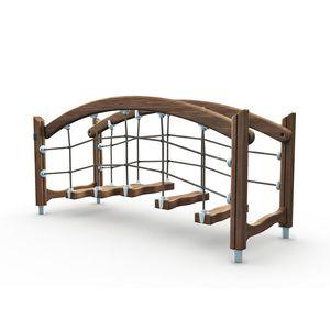 pont pour aire de jeux