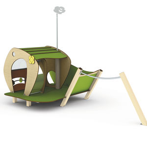 cabane pour enfant de jardin / pour extérieur