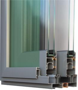 moustiquaire coulissante / fixe / pour fenêtre