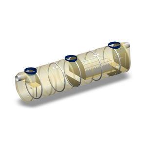 séparateur à hydrocarbures en polyester