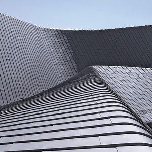 système de toiture en métal