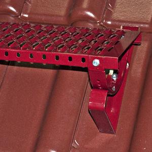 passerelle de maintenance pour toiture / en métal