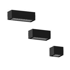 luminaire apparent / autres sources / carré / rectangulaire