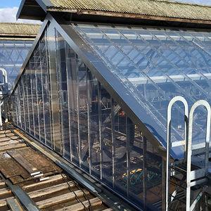 façade ventilée ETFE Texlon® / en plaques / autonettoyante