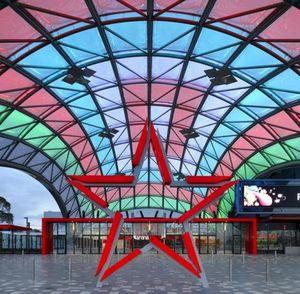 système de toiture ETFE Texlon® / professionnel