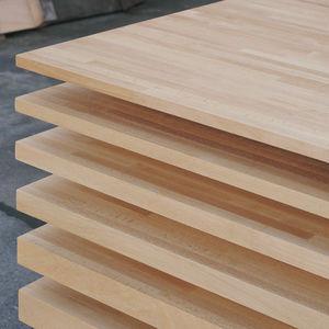 panneau en bois massif pour agencement intérieur