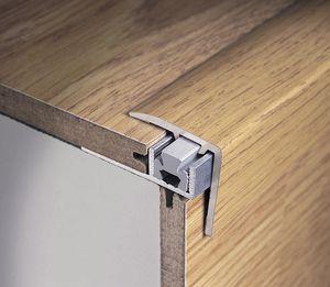 profilé de finition en aluminium