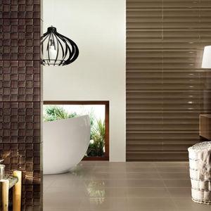 carrelage de salle de bain / de sol / mural / en grès cérame