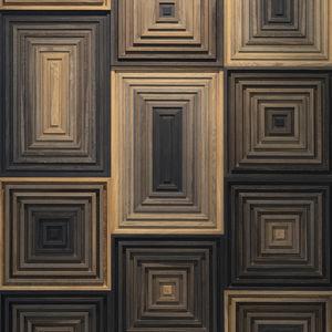 plaquette de parement en bois