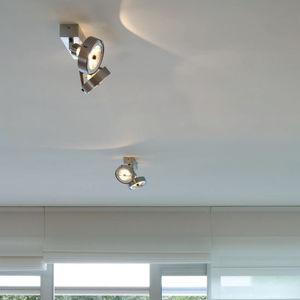 spot de plafond / halogène / rond / en aluminium