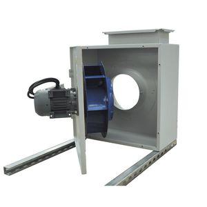 aérateur centrifuge / gainable / professionnel / en acier galvanisé