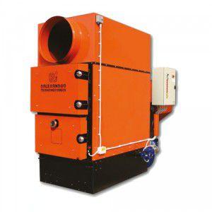 générateur d'air chaud à granulés