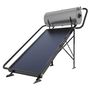 chauffe-eau solaire / à poser / horizontal / professionnel