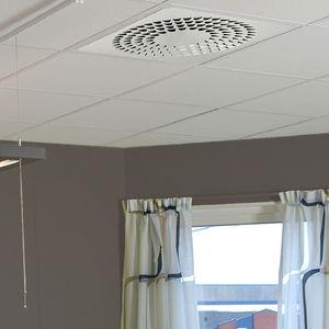 diffuseur d'air de plafond
