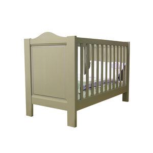 lit pour bébé contemporain / en bois / 120x60 cm