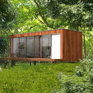 micro-maison préfabriquée