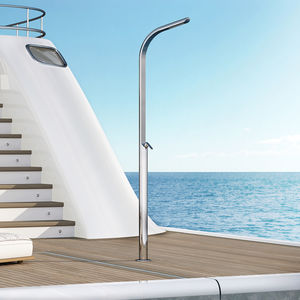 douche d'extérieur de piscine / solaire / multifonction / à l'italienne