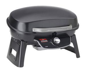 barbecue à gaz / à poser / en métal