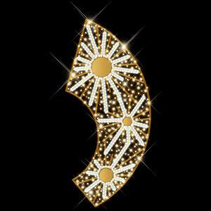décorations lumineuses à LED