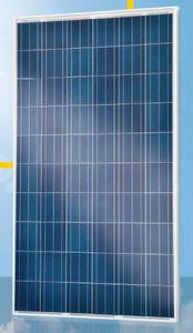 panneau photovoltaïque polycristallin