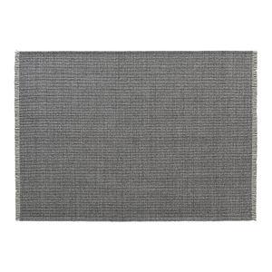 tapis contemporain / uni / en laine / rectangulaire