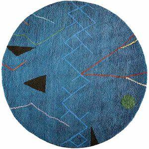 tapis oriental / à motif / en laine / rectangulaire