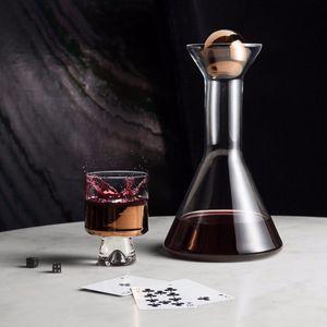 décanteur en verre / professionnel / à usage domestique