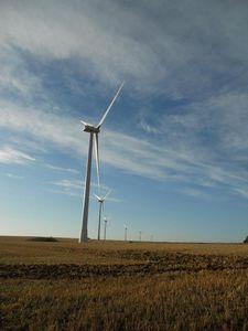 système de surveillance pour installation éolienne