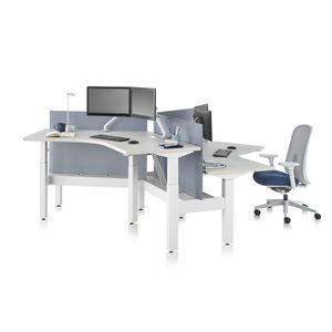 bureau en bois / contemporain / professionnel / modulable