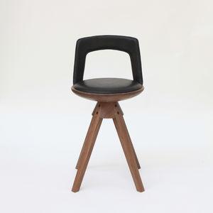 chaise de bar design scandinave