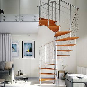escalier en colimaçon carré