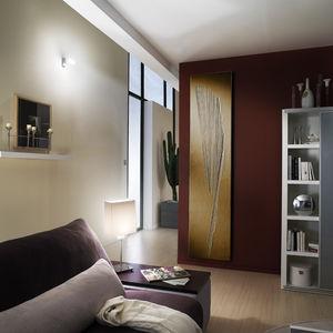 radiateur électrique / en pierre / contemporain / rectangulaire