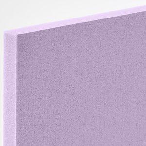 isolant thermique / en mousse de PVC / pour intérieur / pour toiture