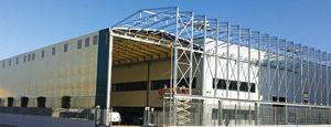 hangar préfabriqué