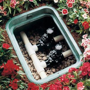 vanne d'irrigation de contrôle