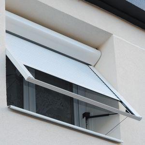 volets roulants / à projection / en aluminium / pour fenêtres