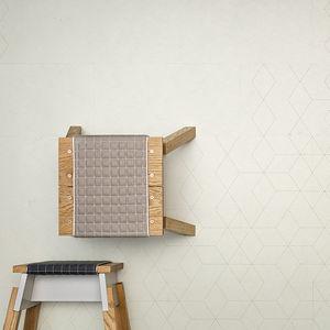 revêtement de sol en linoléum / résidentiel / en dalles / imprimé