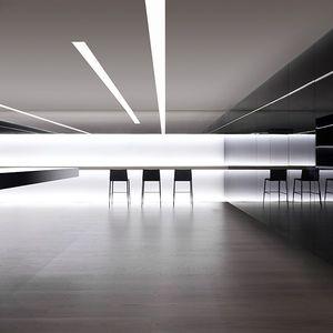 luminaire apparent / encastré / suspendu / à LED