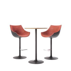 table mange-debout contemporaine