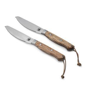 couteau à steak avec lame en métal