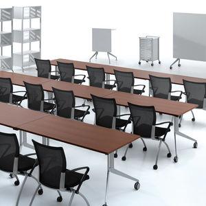 table d'enseignement contemporaine