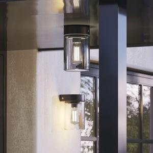 plafonnier contemporain / rond / en verre / en aluminium