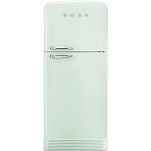 réfrigérateur congélateur avec congélateur en haut / residentiel / à double porte / coloré