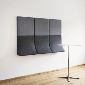 banquette modulable / design original / en tissu / pour salon d'esthétique