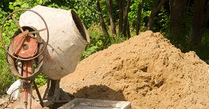 mortier pour béton