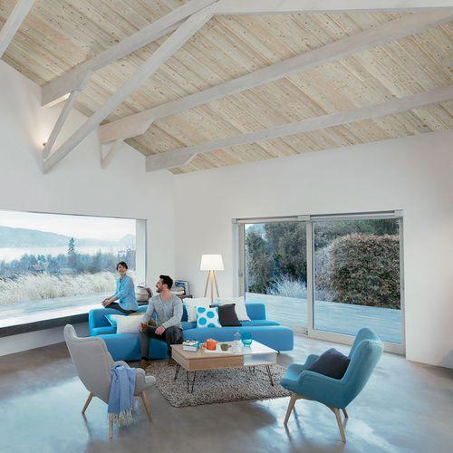 isolant thermique / en polyuréthane / pour toiture / en panneaux