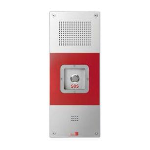 interphone audio d'intérieur / antivandalisme / en aluminium
