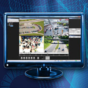 logiciel de gestion / pour visiophone (interphone IP)